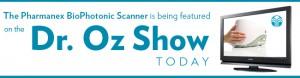Dr. Oz Antioxidant Scanner