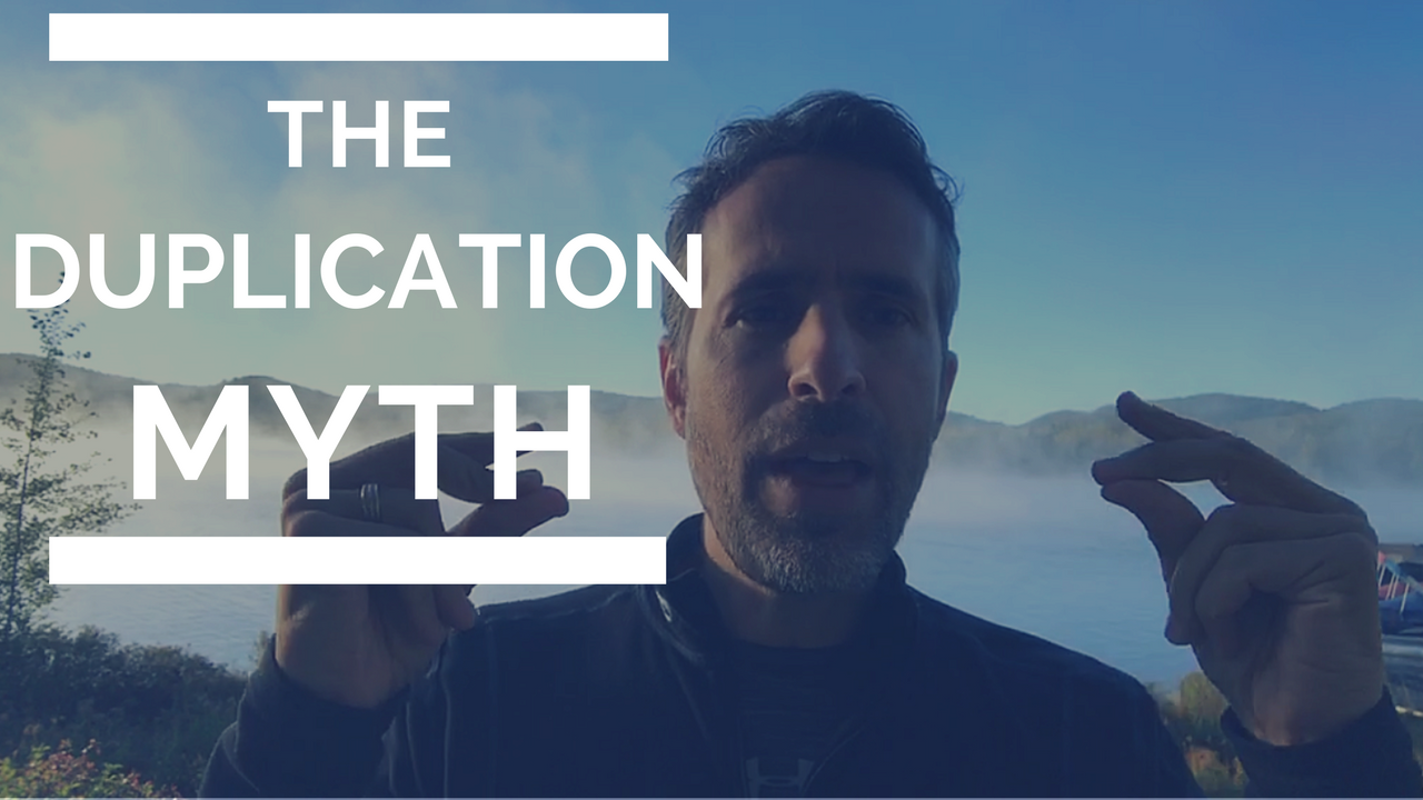 Duplication Myth