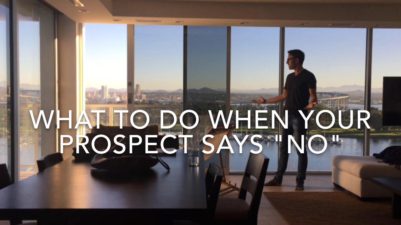 Prospect Says No