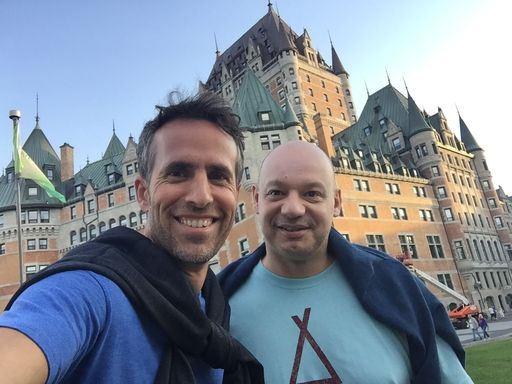 Olivier Parent au Québec