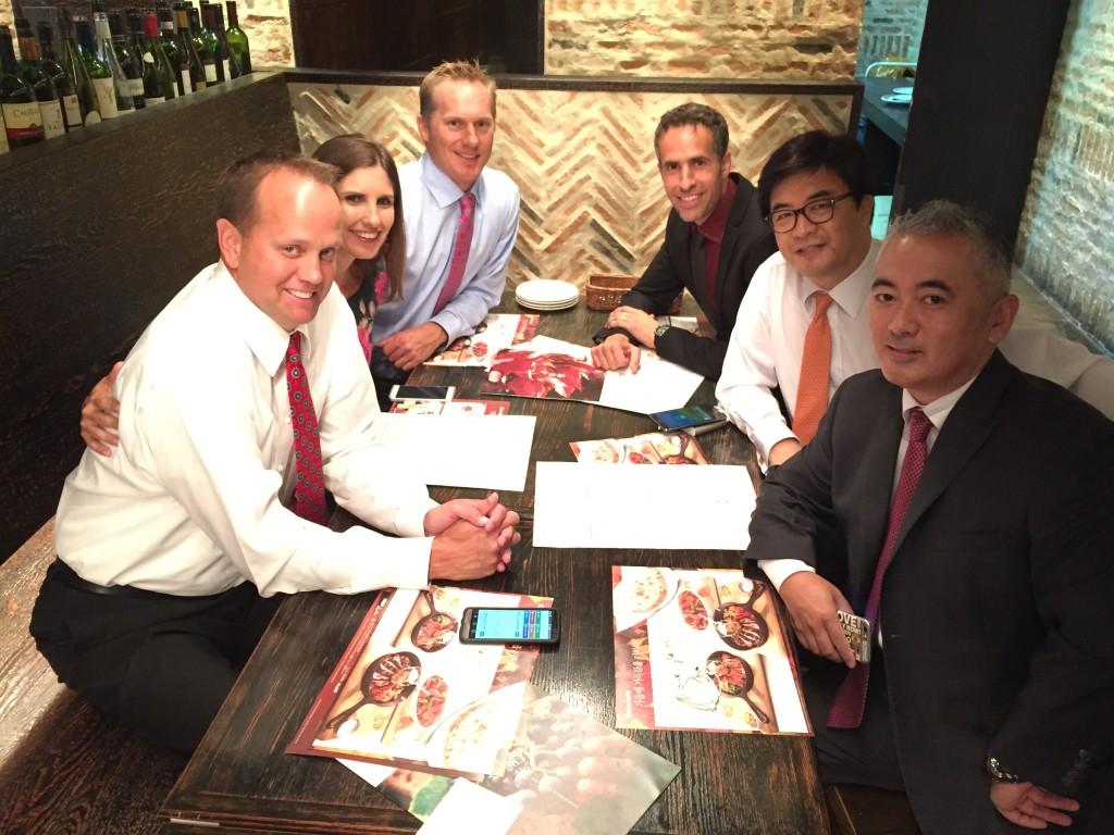 ariix korea meeting