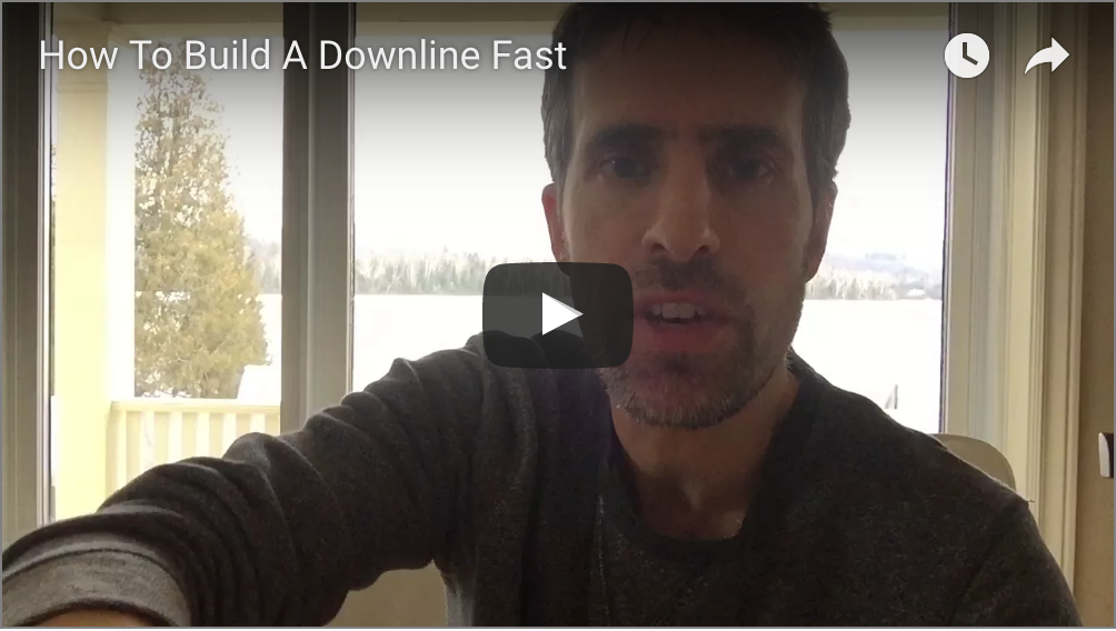 Build Downline Fast
