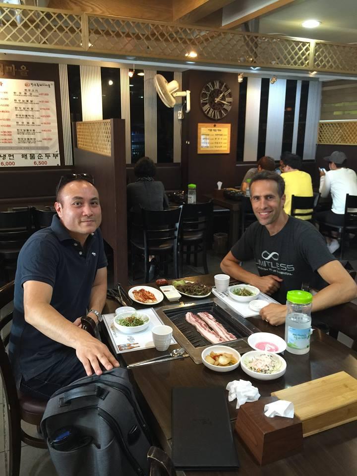 mlm korea restaurants