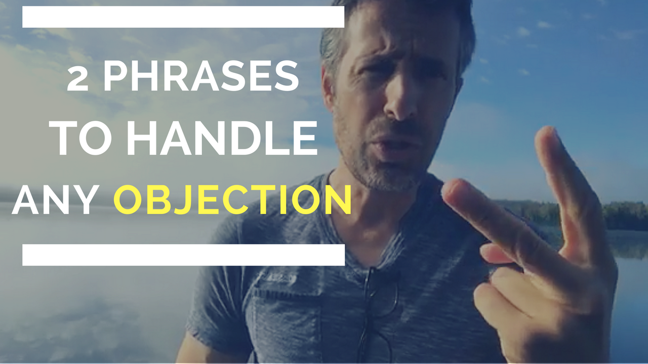 MLM Objections Power Phrases