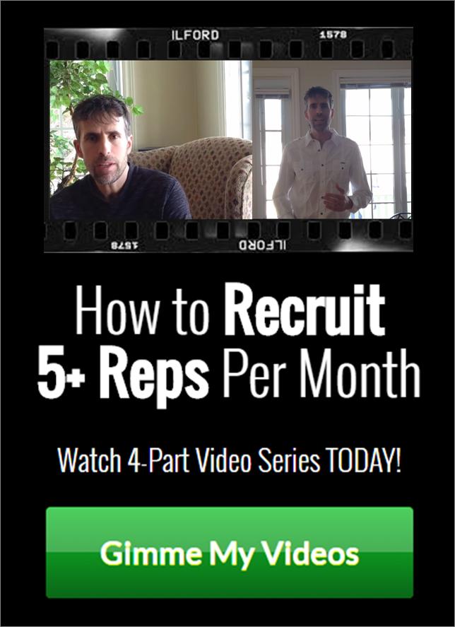 Recruit 5 Per Month